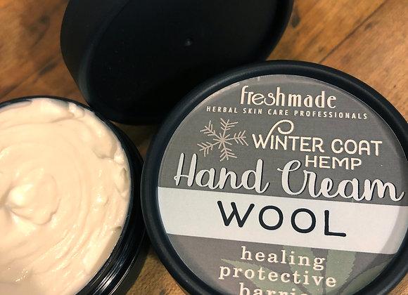 Wool Hemp Hand Cream