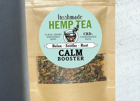 Calm Booster Hemp Tea Blend