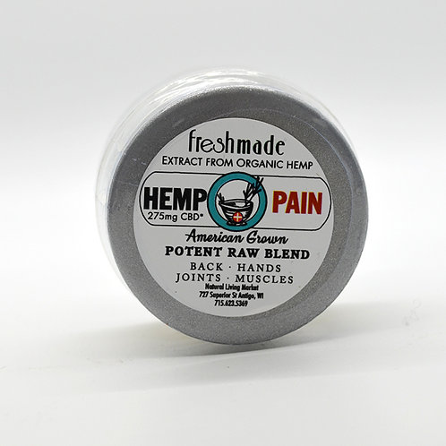 Hemp Pain Balm | 275mg CBD