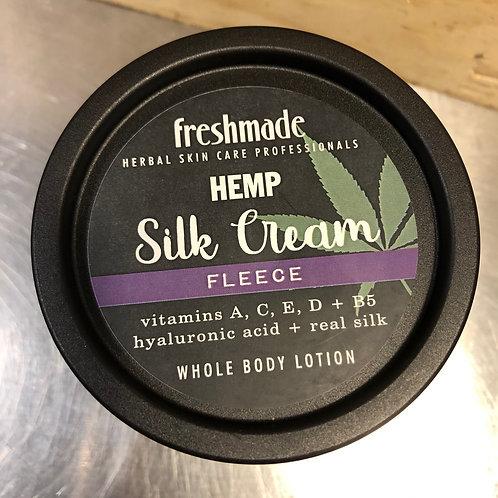 Hemp Silk Cream | Fleece