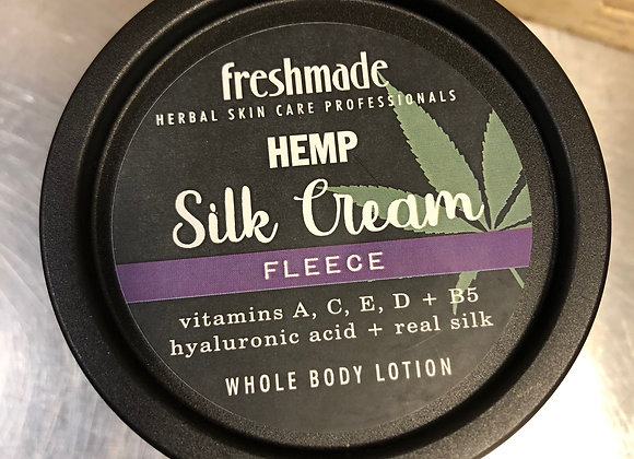 Fleece Hemp Silk Cream