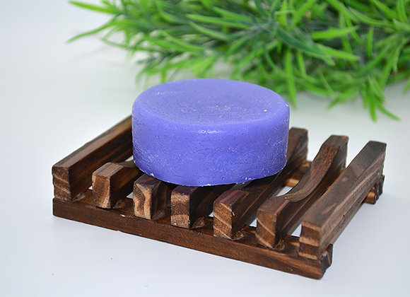 Hemp Conditioner Bar_Royal Violet