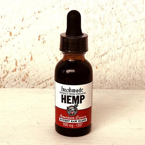 Potent Raw Blend 900 mg Hemp/CBD