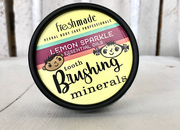 Tooth Brushing Minerals Lemon Sparkle