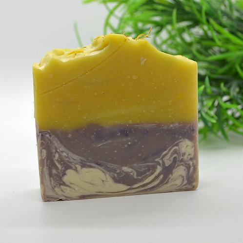 Lavender Lemonade Vintage Crafted Soap