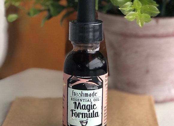 Essential Oil Magic Formula