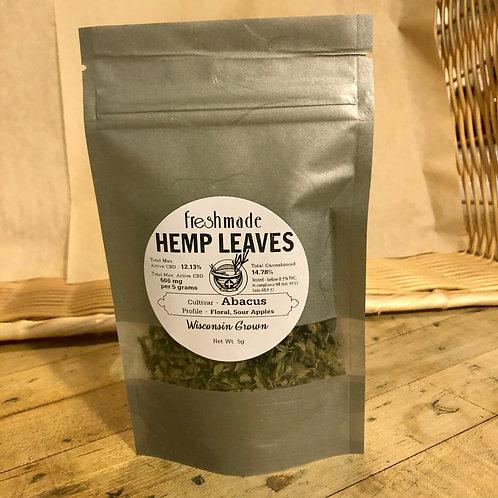 Hemp Leaves | Abacus