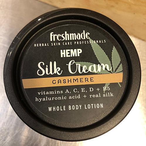 Hemp Silk Cream | Cashmere