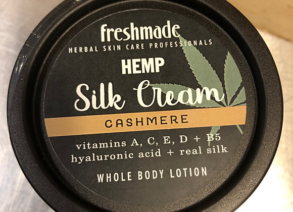 Cashmere Hemp Silk Cream