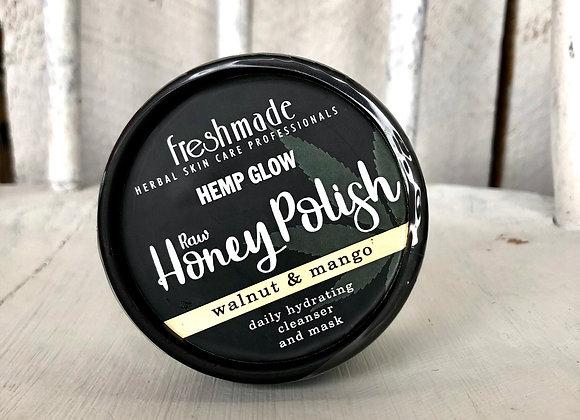 Hemp Glow Polish Honey Walnut 2 oz
