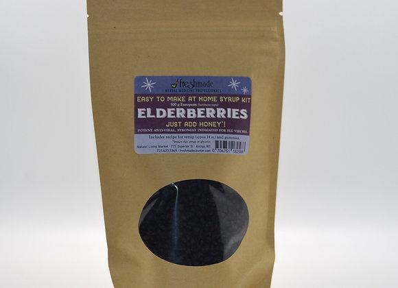 Elderberries   Syrup Kit
