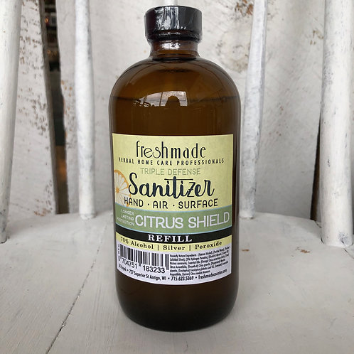 Sanitizer | Eco-Refill | Citrus Shield