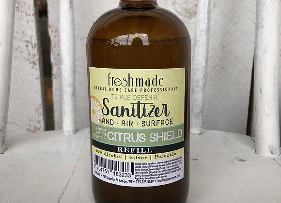 Sanitizer | Eco-Refill | Citrus Shield