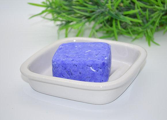 Hemp Shampoo Bar_Royal Violet