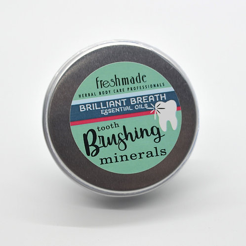 Tooth Brushing Mineral