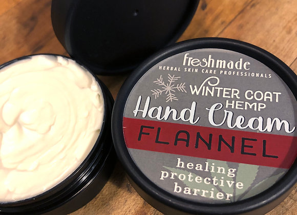 Flannel Hemp Hand Cream