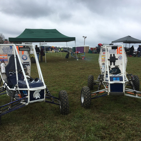 CWRU Motorsports Competes at Midnight Mayhem