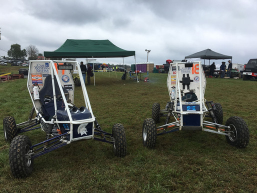 ​CWRU Motorsports Competes at Midnight Mayhem
