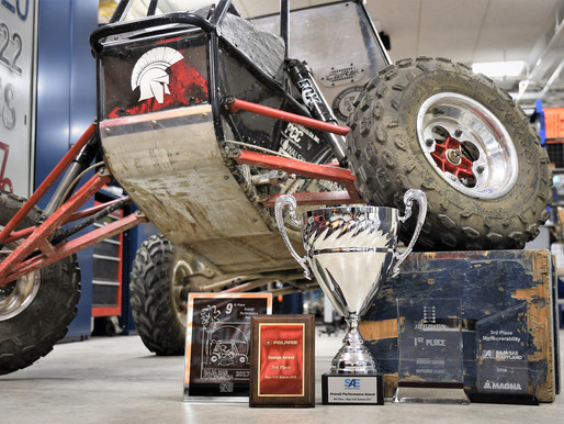 CWRU Motorsports Team to Compete in All Three Baja SAE Competitions