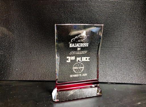 CWRU Motorsports Brings Home Hardware from Midnight Mayhem X
