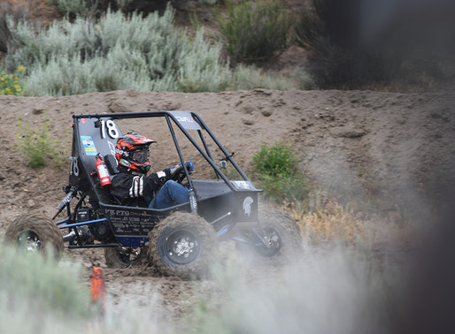 2020 Baja SAE Competitions