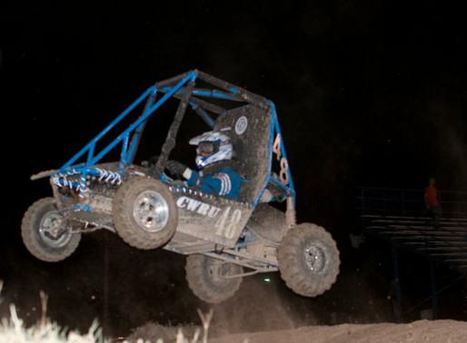 CWRU Baja Places Second at Midnight Mayhem