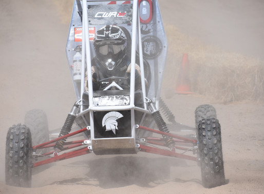 Record Setting Weekend for CWRU Motorsports in the California Desert!!!