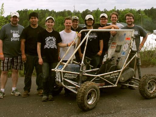 CWRU Motorsports Competes in Auburn
