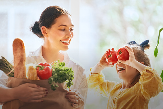 Baqaala family - spend more time with family rather than in grocery stores