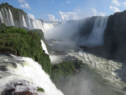 Two world class cities await you on this South American adventure tour through Argentina and Brazil.  Start of in Buenos Aires where European elegance and Latin passion seamlessly blend.   From here, travel to the Ibera Wetlands, the size of a small country and home to otters, alligators, deer, wolves and black howler monkeys.  Next, you get to spend two full days at Iguazu Falls - wider than Victoria Falls and higher than Niagara they are surely the most impressive waterfalls in the world.  Discover both the Argentine and Brazilian side before flying to Rio de Janeiro.  Discover its favelas  and its glitz, see the sunset from Sugarloaf Mountain and the spectacular view from Christ the Redeemer.  This tour offers plenty of free time for your own discoveries, and some unexpected gems as well, like a Guarani community visit and a traditional local Farmer's Market in Rio.