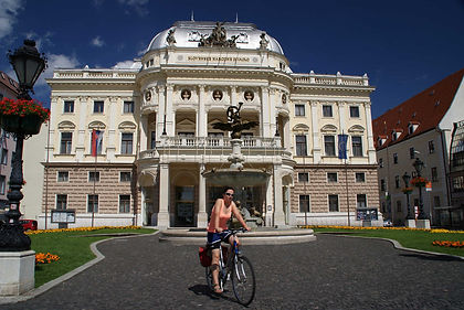 Connect three great capitals of Central Europe, Vienna, Bratislava and Budapest on this bicycle ride along the storied river Danube.  Discover historic sites, small villages and towns, stunning architecture and lovely landscapes at your own leisure.