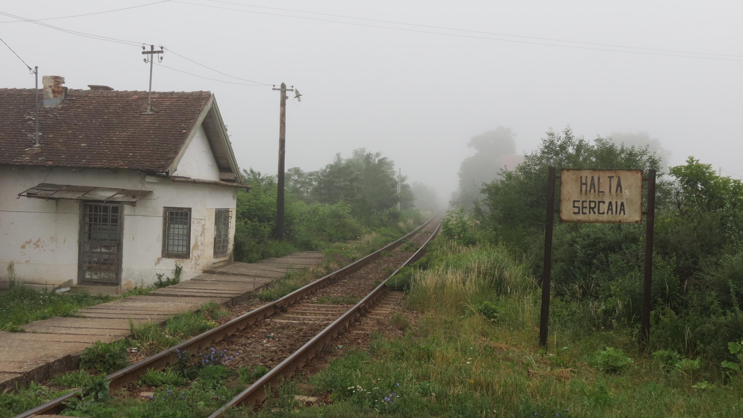 140 - Backroads near Făgăraș