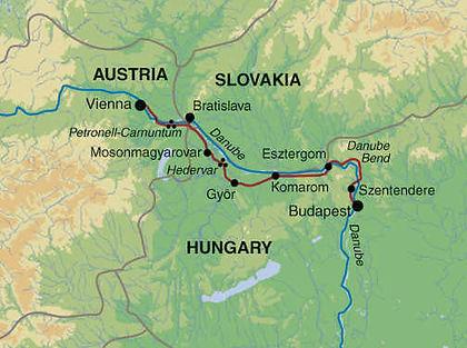 Austria, Hungary