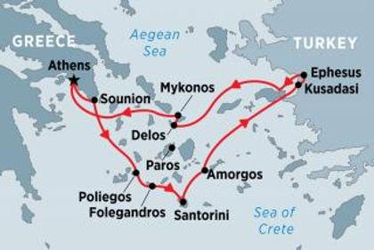 Greece, Turkey