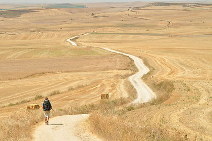 """The Camino de Santiago in Northern Spain is an ancient pilgrimage route, popular with pilgrims and hikers alike.  For those who do not want to stay in shared accommodation (as infamously shown in the movie """"The Way"""") and do not want to carry their luggage, this self-guided trip from Cruz de Ferro to Santiago de Compostella along the final section of the Camino Frances, is perfect.  Enjoy the best of this hiking route in comfort."""
