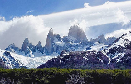Near the tip of Patagonia, deep in the south of Chile and Argentina, the Andes mountain range culminates in soaring granite peaks rising steeply in to the skies.  Two national parks protect some of the most beautiful landscapes: famous Torres del Paine in Chile and the lesser-known Los Glaciares in Argentina.  In the former we hike the beautiful W-trek, so-called as it enters three valleys to some stupendous viewpoints.  In Argentine meanwhile we hike to Cerro Torre and Cerro Fitz Roy.  En-route to our hikes we visit several glaciers, including Perito Moreno.
