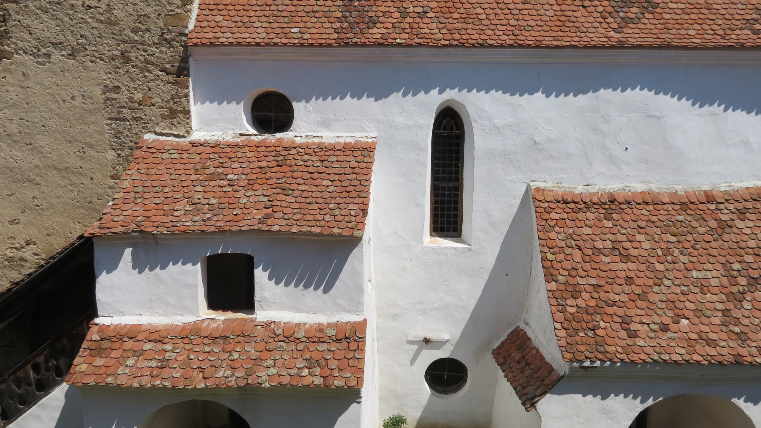084 - Viscri fortified church
