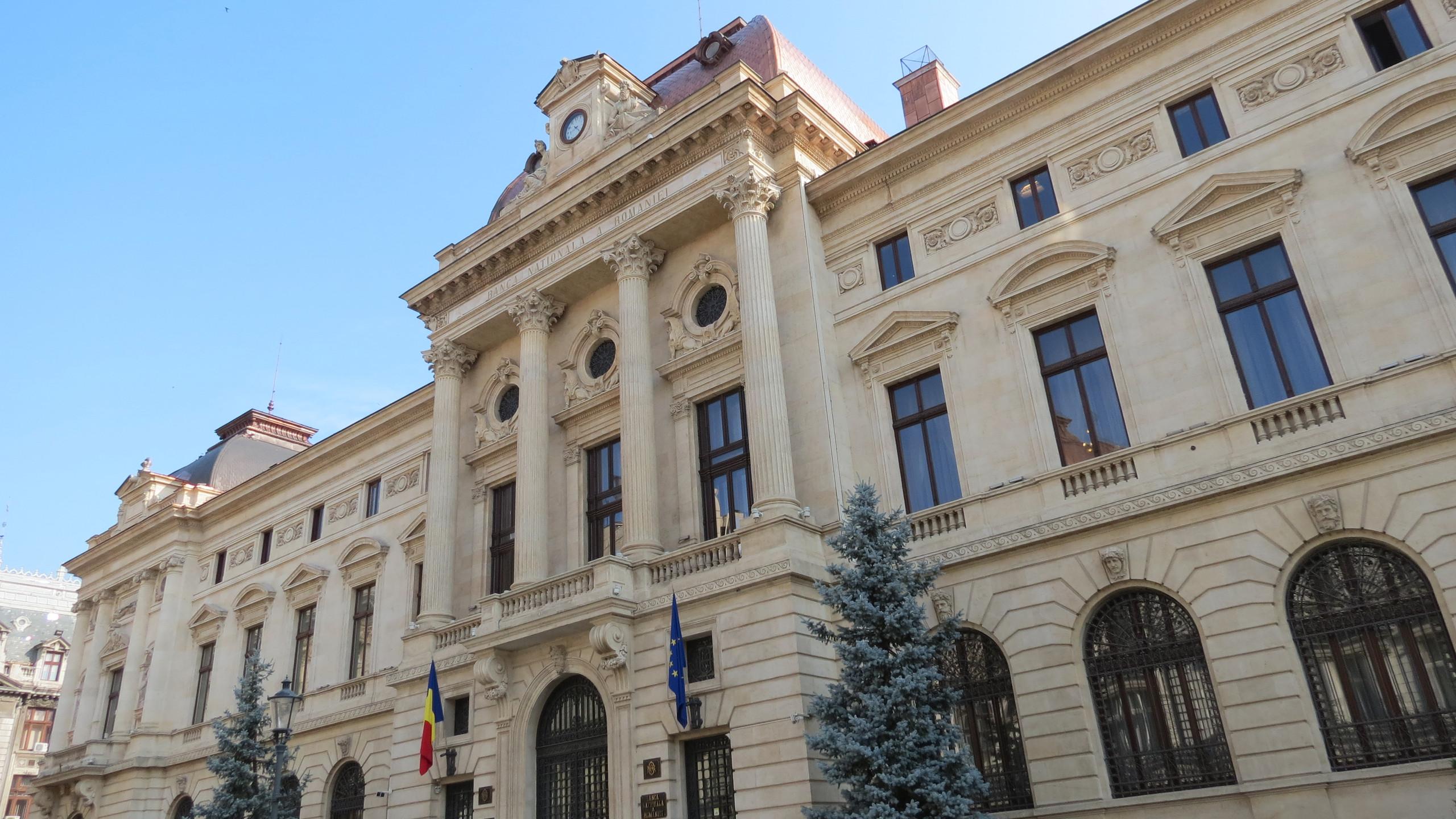 158 - Old Bucharest