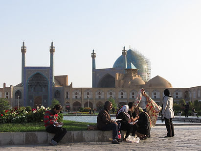 Iran must be one of the friendliest countries on earth. This nation which has seen the likes of Darius the Great, Alexander and Genghis Khan? This land of ancient civilizations, aesthetic beauty and exquisite architecture; where mosques, palaces and mansions stand proud; where history gazes down upon you in the ruins of Persepolis, the bazaars of Shiraz and the palaces of Esfahan; where poetry lives in the gardens of Kashan... Sit down for tea or share a meal in someone's home and let Iran and its wonderful people embrace you.  This adventurous tour of Iran has you travel through all the highlights and is sure to change your perceptions of this wonderful country.