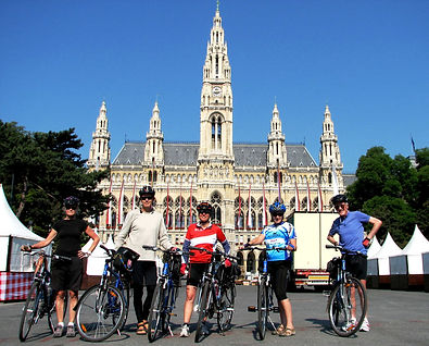 Cycle quiet country lanes and bike paths and discover the castles, forgotten villages, river valleys, lakes and historic capitals of the Austro-Hungarian Empire of old.