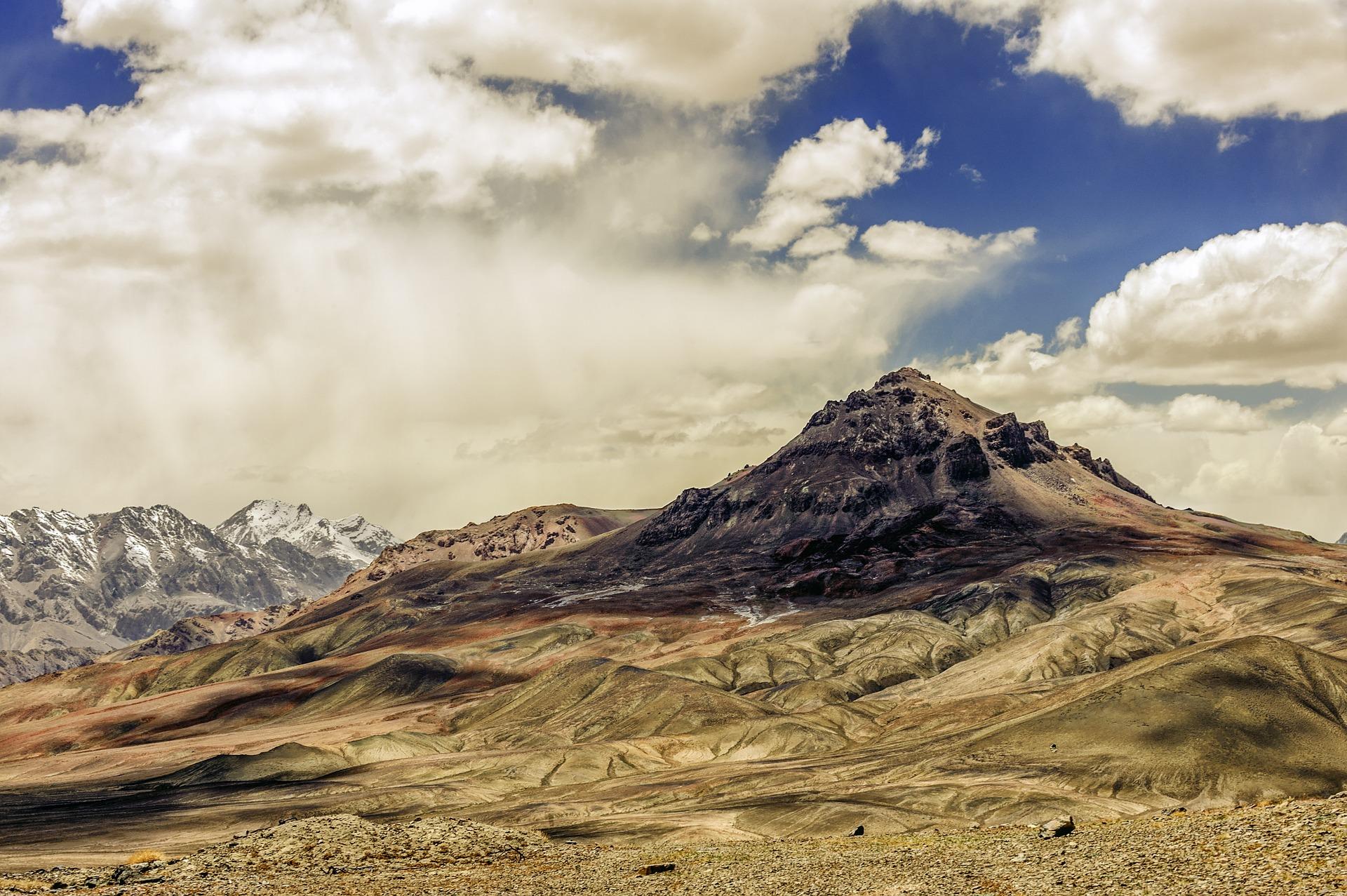 Mountains, Tajikistan