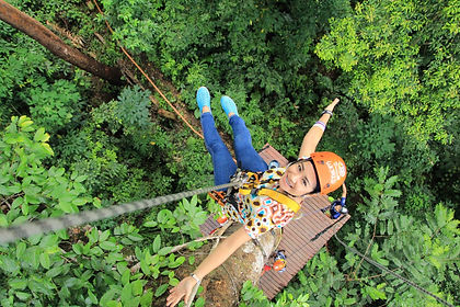 On this 8-day fun-and-activity-in-the-sun tour of Costa Rica you get to discover two iconic places: La Fortuna, near Arenal Volcano and Santa Teresa, one of the best beach town on Costa Rica's Pacific Coast.  You fill in your days as you like -  go whitewater rafting or rappel down a waterfall, go ziplining, hike in the jungle or chill out on the beach.  The choices are endless but they are yours to make!