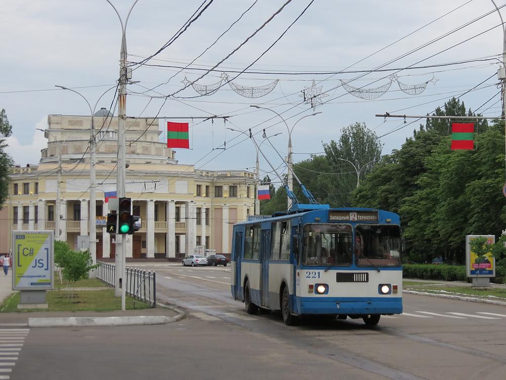 Street Scene Transnistria