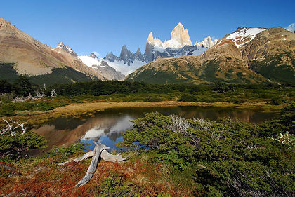 In the deep south of Chile and Argentina lies the stunning region of Patagonia.  Home to soaring Andean peaks, rolling hills and endless grasslands, the region is a mecca for walkers and nature lovers alike.  Two national parks protect some of the most beautiful landscapes: famous Torres del Paine in Chile and the lesser-known Los Glaciares in Argentina.  We walk some of the best trails while also visiting Perito Moreno glacier and the world's southernmost city - Ushuaia.  On either end of the tour there is time to explore the Argentine capital of Buenos Aires.