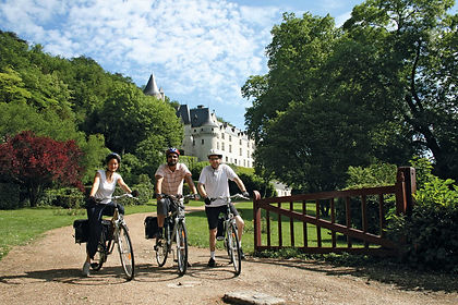 Ride through pretty countryside, stop at a vineyard and indulge in terrific dinners.  If you enjoy food and wine, culture and relaxed cycling, this trip is for you.  Cycling days are short and there is plenty of time for lazy lunches and visits to the chateaux France's Loire Valley is so famous for.