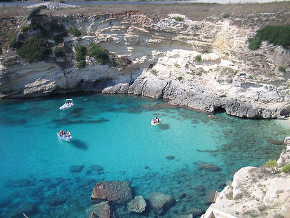Flat but pretty Puglia makes for great cycling.  Add to it the gorgeous food and some beautiful historical towns and you have a the makings of a relaxed cycling holiday in a region unique to Italy.
