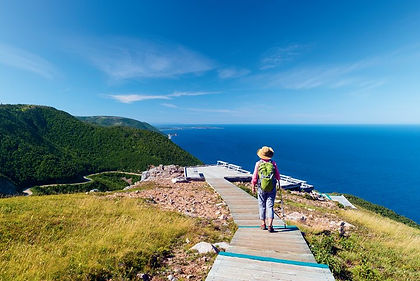 Explore the Celtic Heartland of Nova Scotia at your own pace on this self-guided hiking trip of Cape Breton Island.  Stunning coves and headlands and wildlife abound and the walking trails are yours to discover.  In the evenings, join local bands for an evening of music, fun and food, followed by a well-deserved rest in your boutique accommodation.