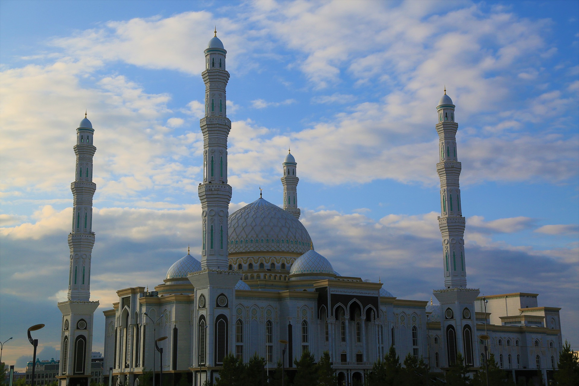 Mosque, Kazakhstan