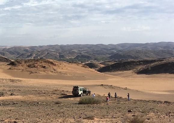 Damarland Namibia Africa