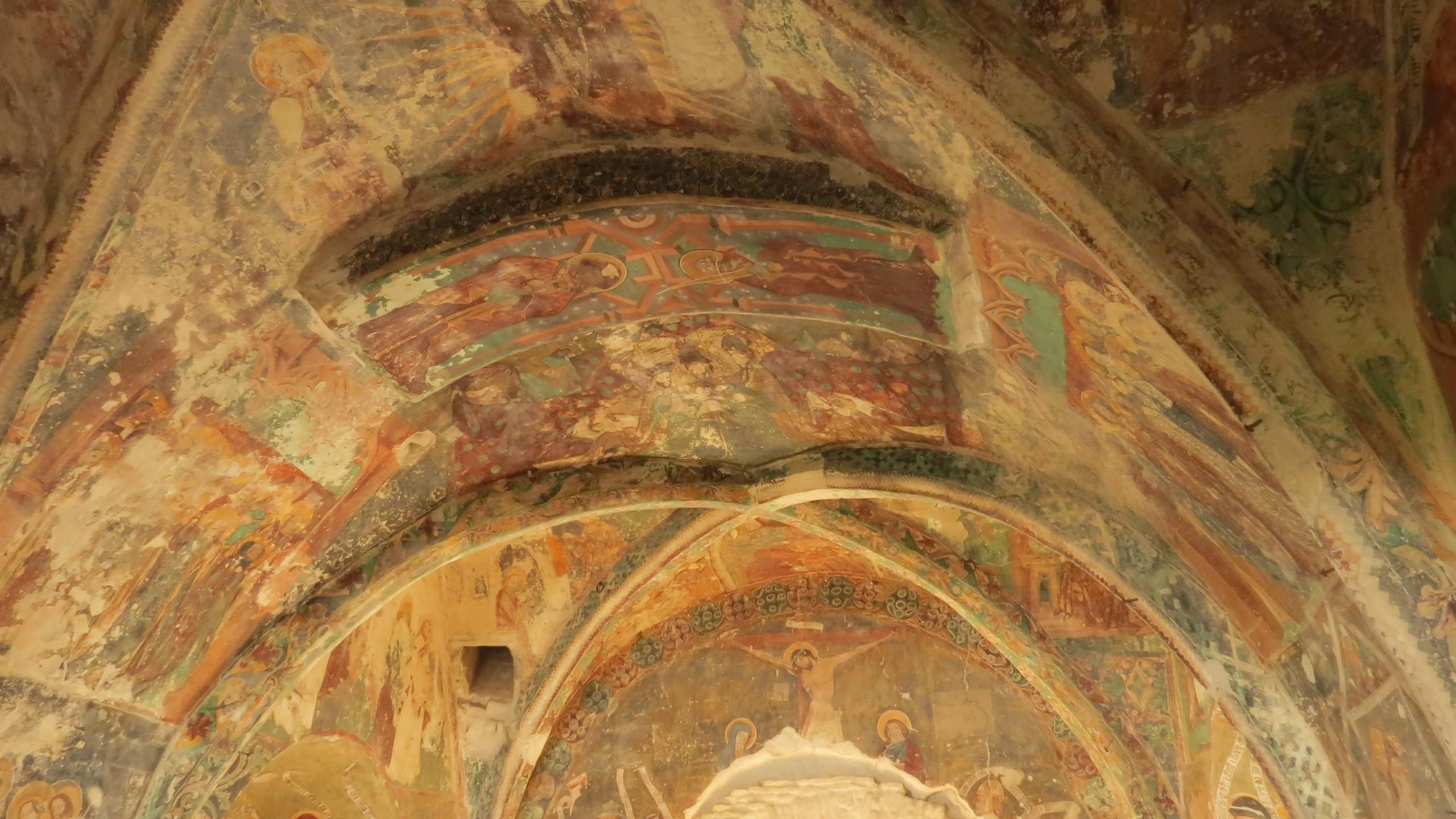 105 - Harman fortified church